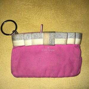 Kate Spade Key and Coin holder.